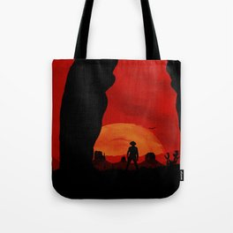 """Redemption Is Dead"" Tote Bag"