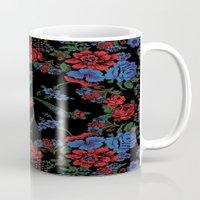 russian Mugs featuring Russian Style by Eduardo Doreni
