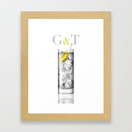 G&T Framed Art Print