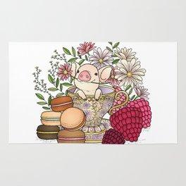 sweet pig Rug