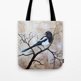 Promise - Magpie Tote Bag