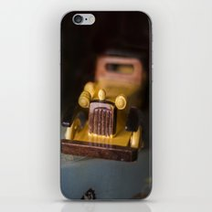 Vintage Auto iPhone & iPod Skin