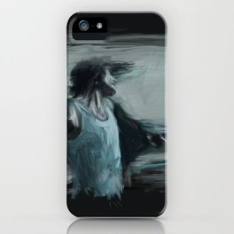 Dancer III iPhone Case