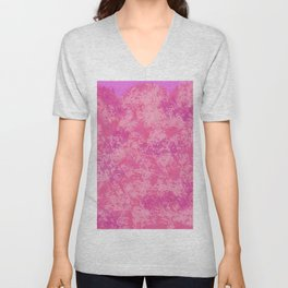 Cotton Candy on Ice Unisex V-Neck
