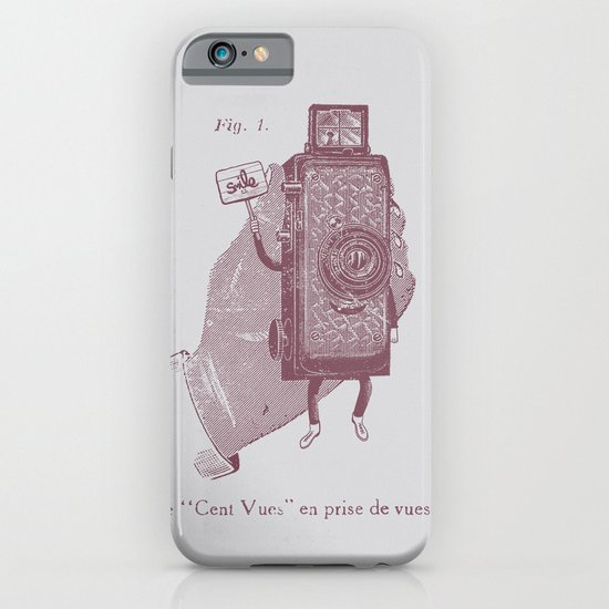 Cent Vues iPhone & iPod Case