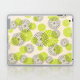 Floral texture Laptop & iPad Skin