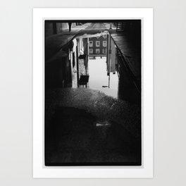 Philly II Art Print