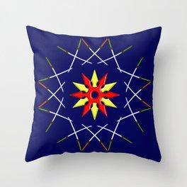 Katana Sword Design version 3 Throw Pillow