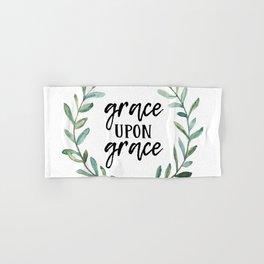 Grace Upon Grace Hand & Bath Towel