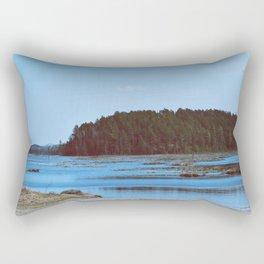 Boreal man Rectangular Pillow