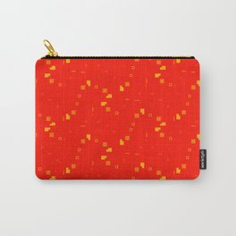 Simple Geometric Pattern 3 yr Carry-All Pouch
