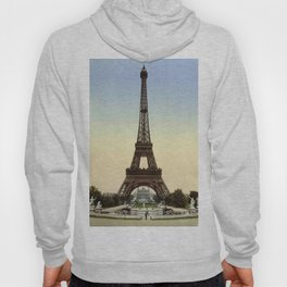Eiffel tower 1- in 1900 Hoody