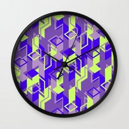 NEO GEO 2 Wall Clock