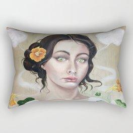 Unbearably Light Rectangular Pillow