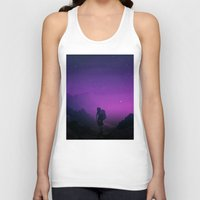 not all who wander are lost Tank Tops featuring Not all those who wander are lost  by Stoian Hitrov - Sto