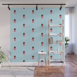 Fudge-Covered Popsicle Wall Mural