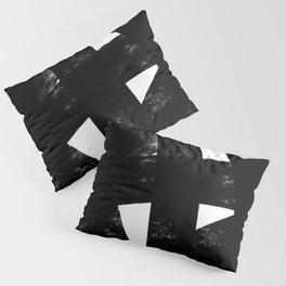 Dark Line - by Kara Peters Pillow Sham