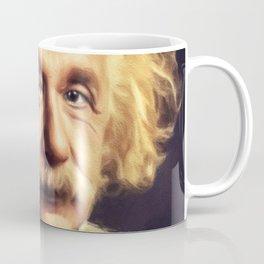 Albert Einstein, Scientist Coffee Mug