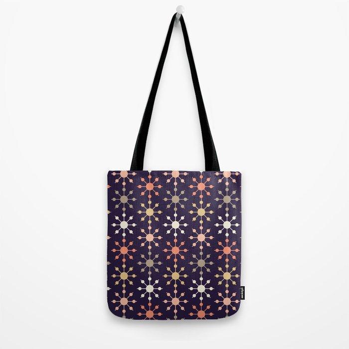 Snowflakes Tote Bag