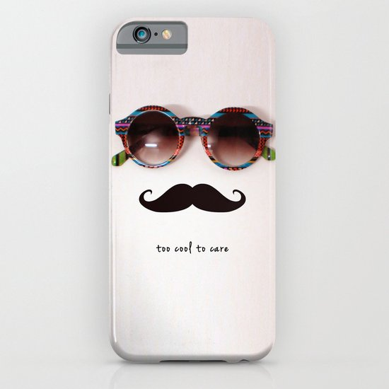 je m'en fous iPhone & iPod Case