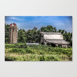 Between Here and Some Other Place HD Canvas Print