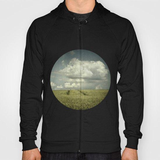 landscape minimalism Hoody