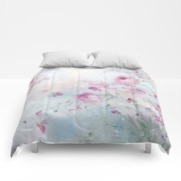 Rose Meadow Comforters