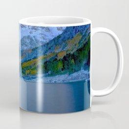 Maroon Bells at Dawn Coffee Mug