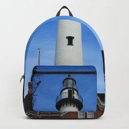 ST. SIMONS LIGHTHOUSE - Golden Isles Backpack