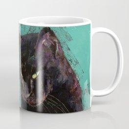 Two Black Cats Coffee Mug