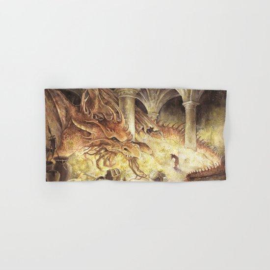 Smaug's Cave Hand & Bath Towel