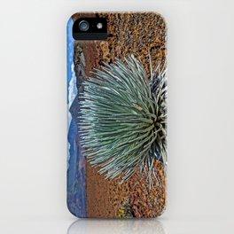 Silversword  iPhone Case