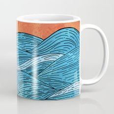 The Blue Sea Mug