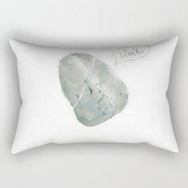Abusive Stone - Wanker Rectangular Pillow