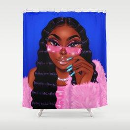 Indiaa Shower Curtain