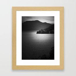 Loch Ness and Urquhart Castle Framed Art Print
