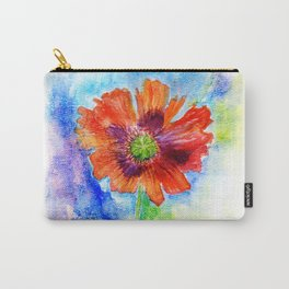 Papaver I Carry-All Pouch