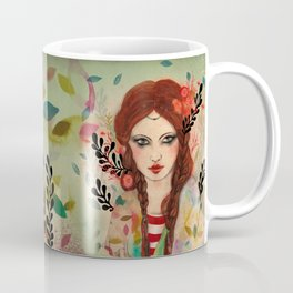 The Floating World Coffee Mug