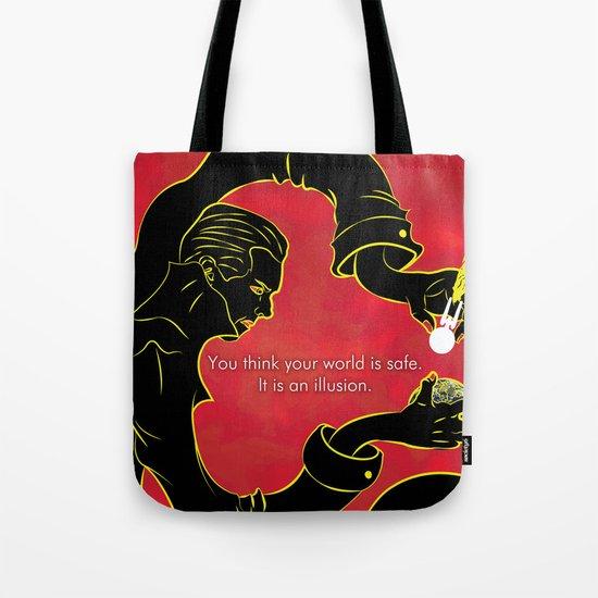 Star Trek into Darkness Tote Bag
