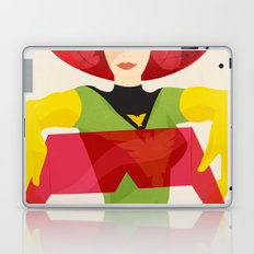 I'll just take these off for you. Laptop & iPad Skin