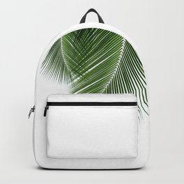 Delicate palms Backpack