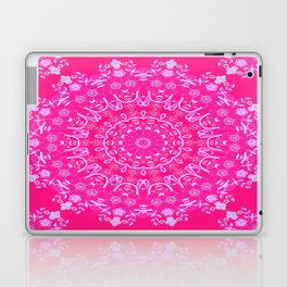 Summer Rain Mandala Laptop & iPad Skin