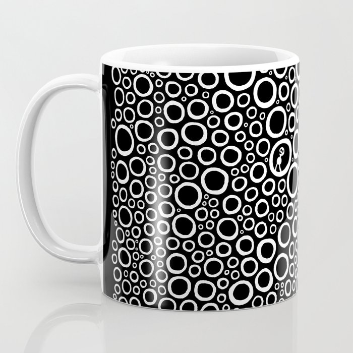 In the Middle of Somewhere Coffee Mug