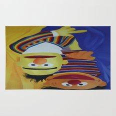 Sesame Street Bert and Ernie Rug