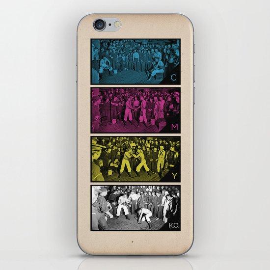 CMYK.O. iPhone & iPod Skin