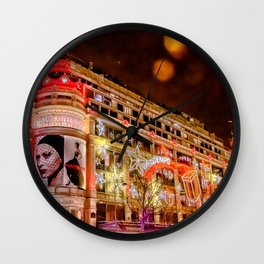 Au printemps, Paris Wall Clock