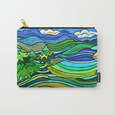 SPRING KINGDOM Carry-All Pouch
