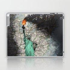 liberty oil Laptop & iPad Skin