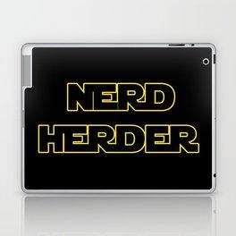 Nerd Herder Laptop & iPad Skin