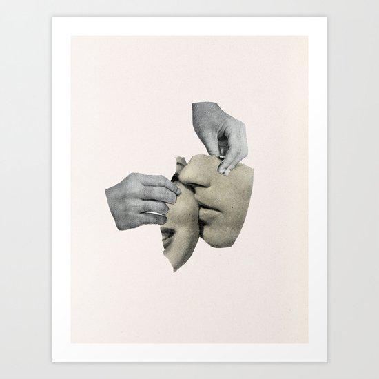Match Art Print